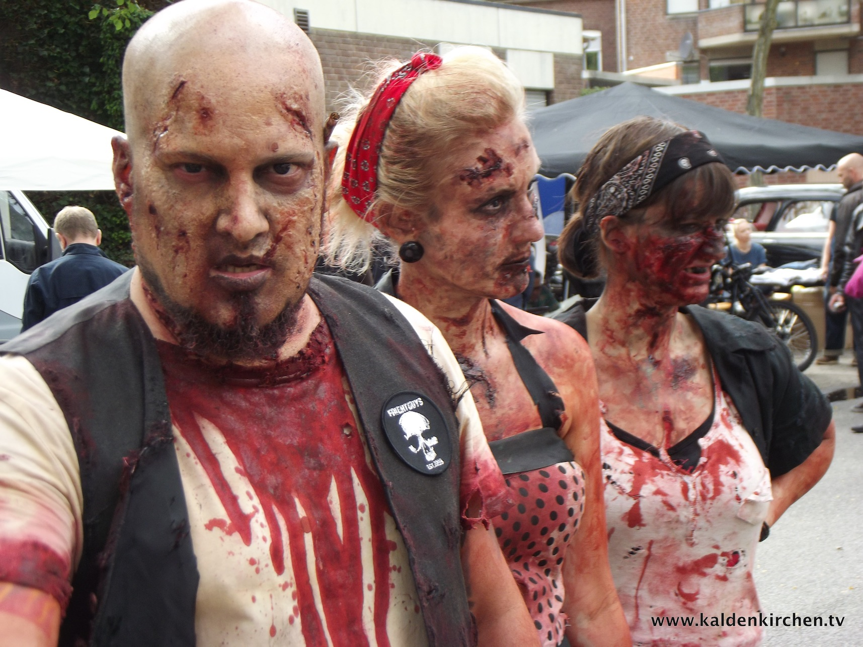 ZOMBIES in COLDCHURCH