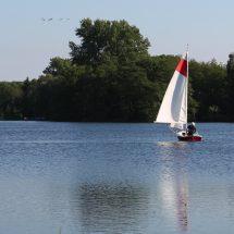 Erholung in nächster Nähe: De Witt See