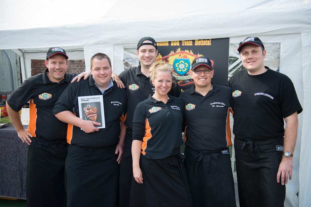 Die Sieger der NRW Grillmeisterschaft 2013
