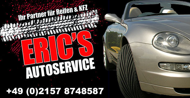 Erics Autoservice in Kaldenkirchen: gut + fair