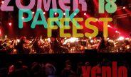 KRACHER: Zomerparkfeest in Venlo vom 9-12 August 2018